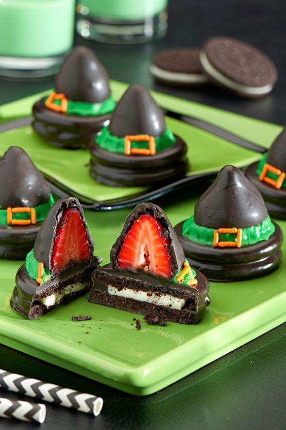 Foto: Healthy Safe Schools // halloween - chocola - recept
