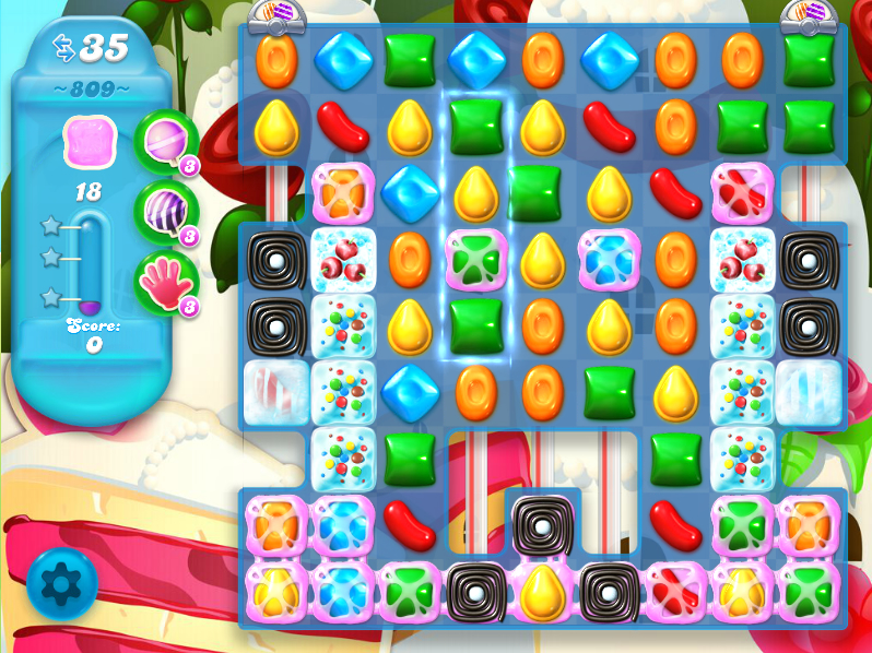 Candy Crush Soda Saga 809