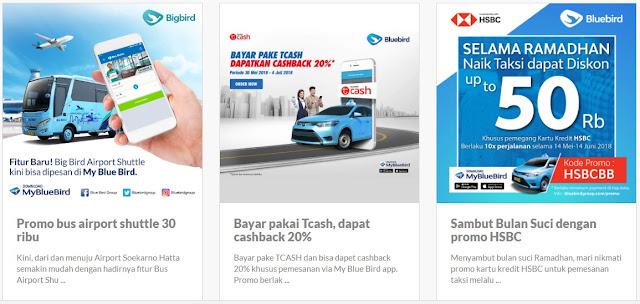 Maksimalkan Layanan Taksi Blue Bird Melalui bluebirdpromo.com