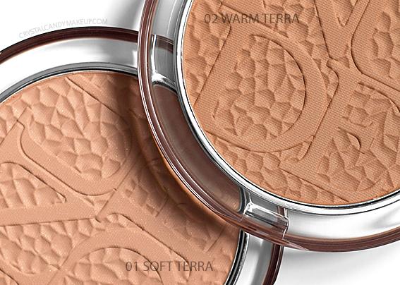 Poudres bronzantes Diorskin Mineral Nude Bronze Wild Earth Dior avis revue