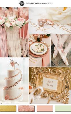 Kombinasi Warna Tema Majlis Kahwin