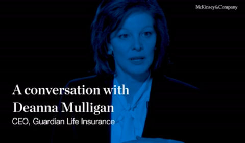 McKinsey – A conversation with Deanna Mulligan