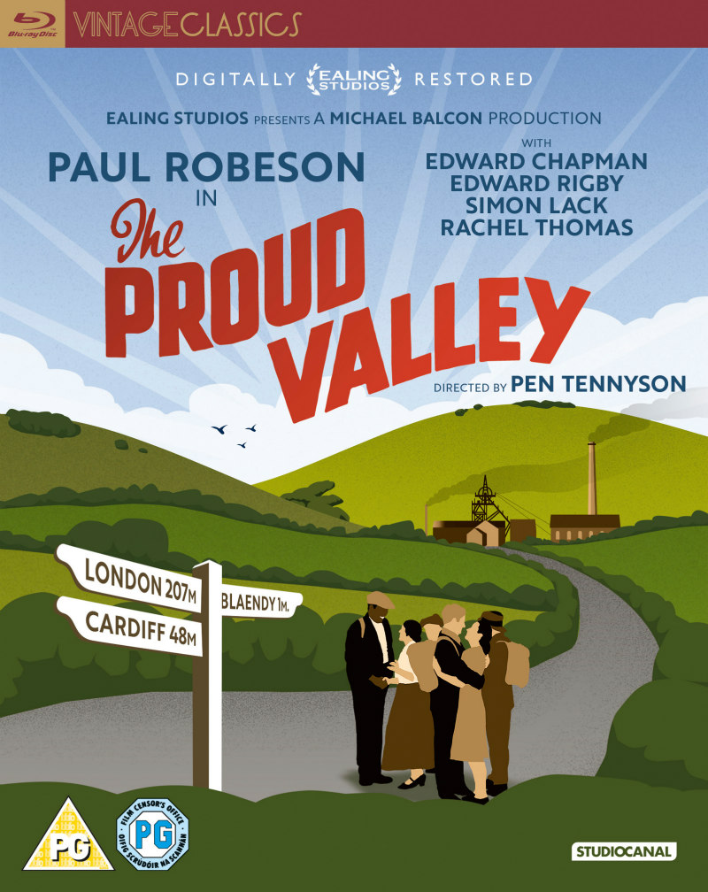 the proud valley blu-ray cover