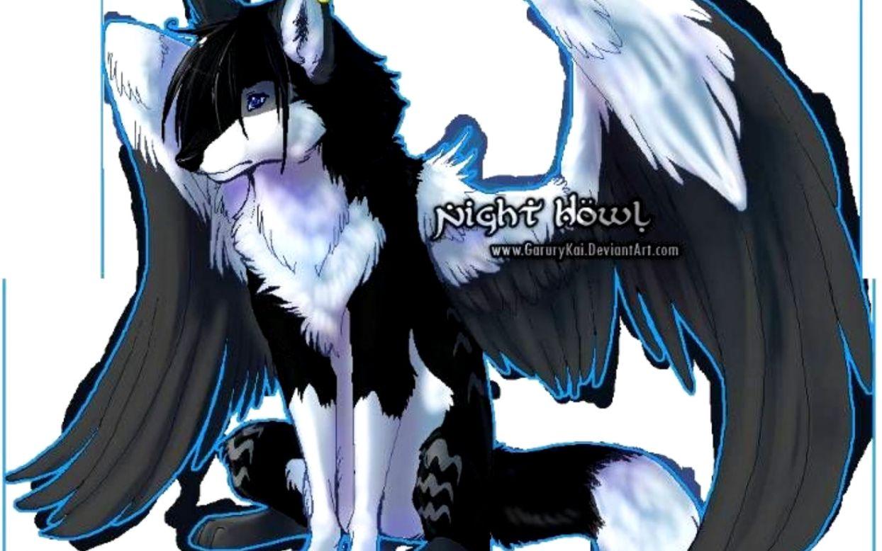 anime wolf love tab