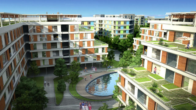 Green Link City - Chung cư xã hội Tiên Dương - Thành phố liên kết xanh