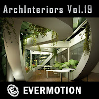Evermotion Archinteriors vol.19室內3D模型第19季下載