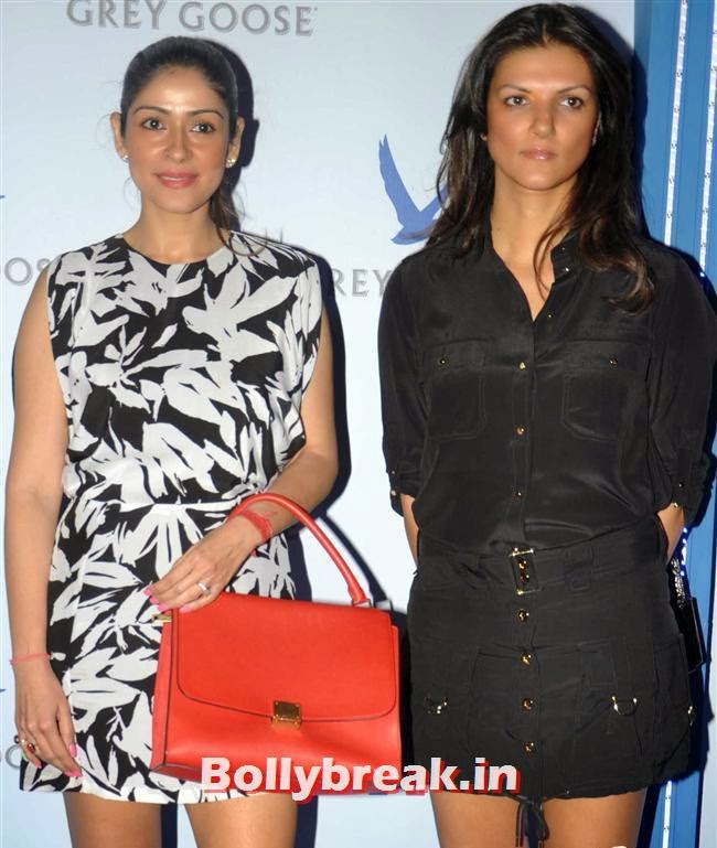 Bhavna Pandey and Nandita Mehtani, Bollywood Celebs Sizzle at Grey Goose Style Du Jour 2013