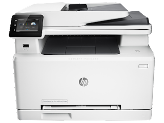 Download HP LaserJet Pro MFP M277dw drivers