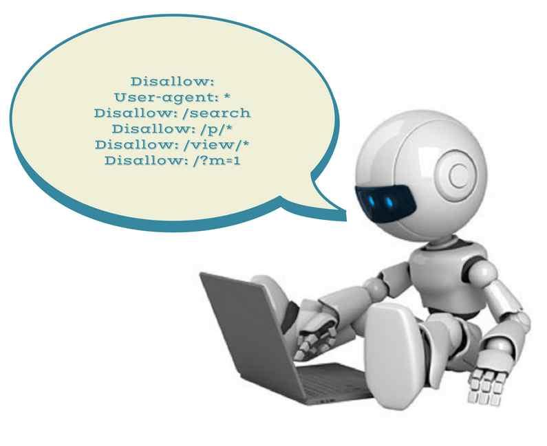 Mempelajari Robots.txt Untuk Memaksimalkan SEO