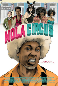 N.O.L.A Circus Poster