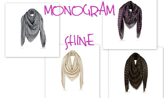 Monogram Shine Louis Vuitton