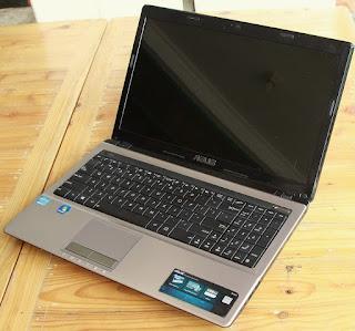 jual laptop bekas asus k43e bekas