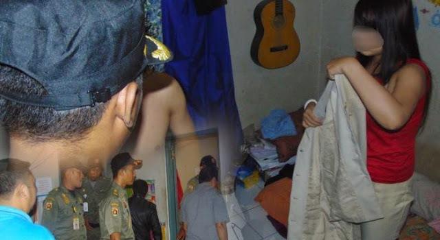 Parah..! Anggota Satpol PP Gerebek Rumah, Malah Tangkap Istri Sendiri Sedang Selingkuh