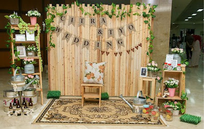 11 gambar photobooth #pernikahan, decorasi murah dan unik