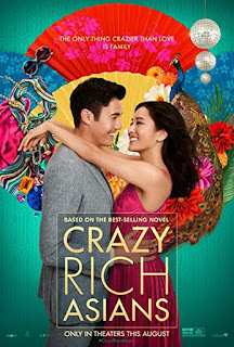 Crazy Rich Asians - Poster & Trailer
