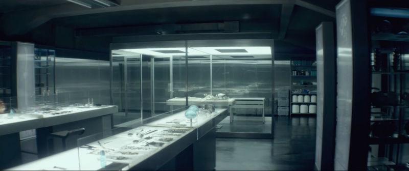 laboratorio 1 EX MACHINA