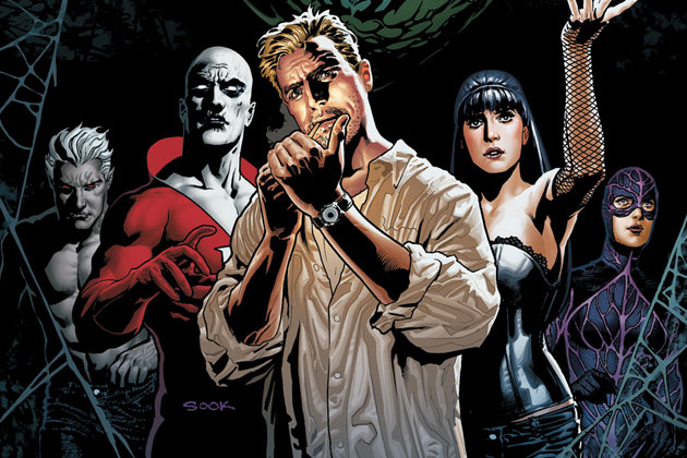 Concept Art Justice League Dark joseph kahn