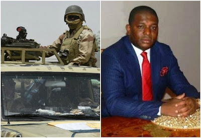 Operation Python Dance II: Mascot Uzor Kalu Urges Nigerians to Pursue Peace