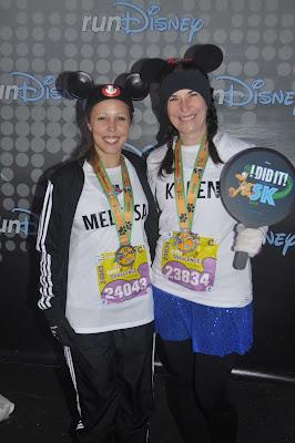 runDisney's Marathon Weekend 5K