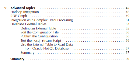OBIEE in IL: Oracle Big Data - Free NoSql Book and free VM