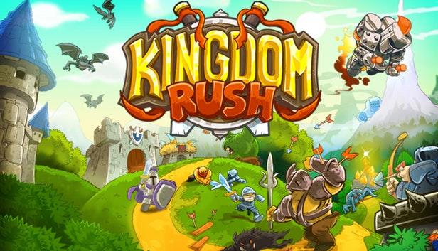 تحميل لعبة KİNGDOM RUSH V3.1 مهكرة للاندرويد (آخر اصدار)