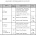 Jadual Waktu Peperiksaan UPSR 2016