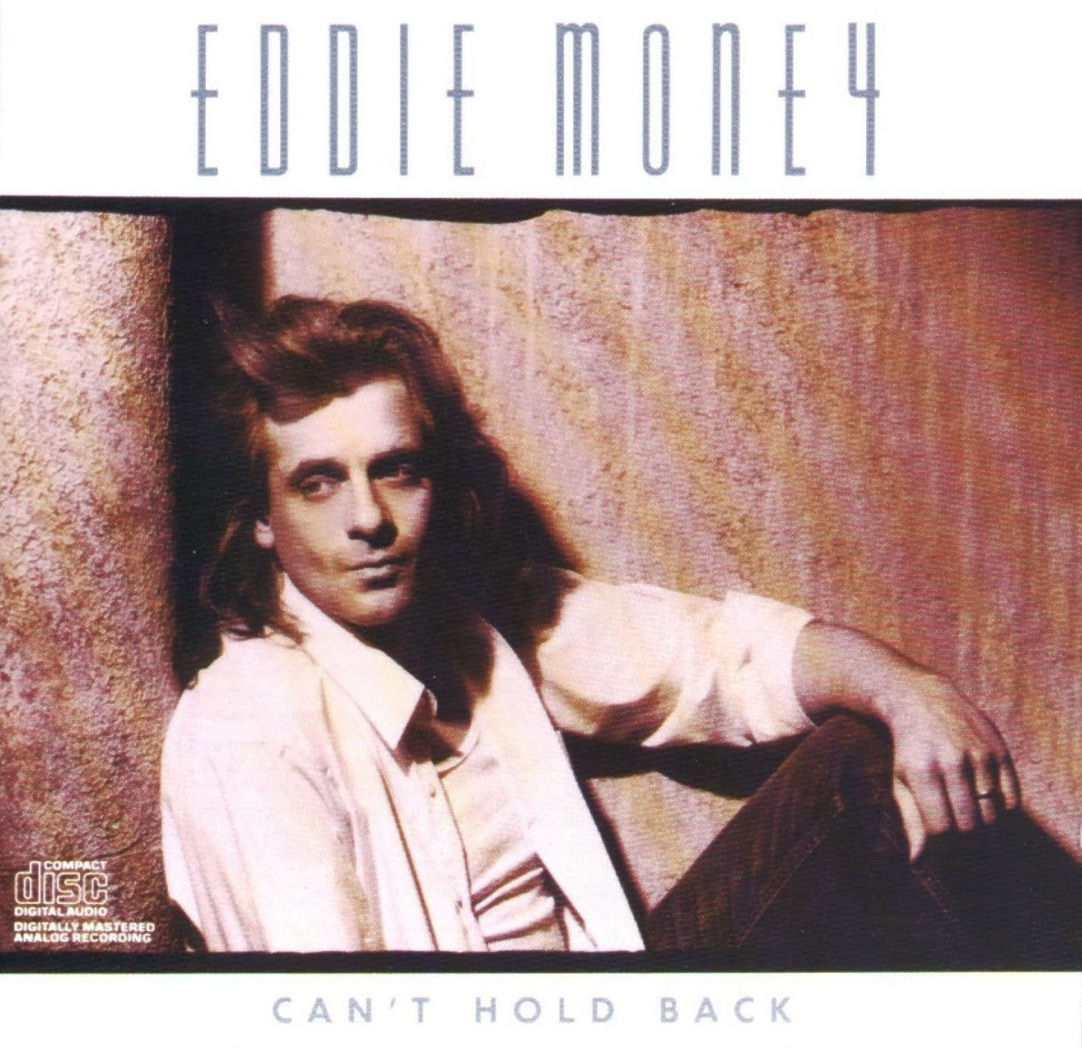 Eddie Money Can't hold back 1986 aor melodic rock