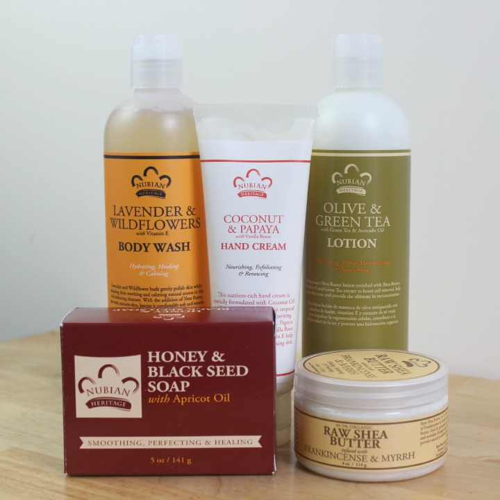 Nubian Heritage Body Care