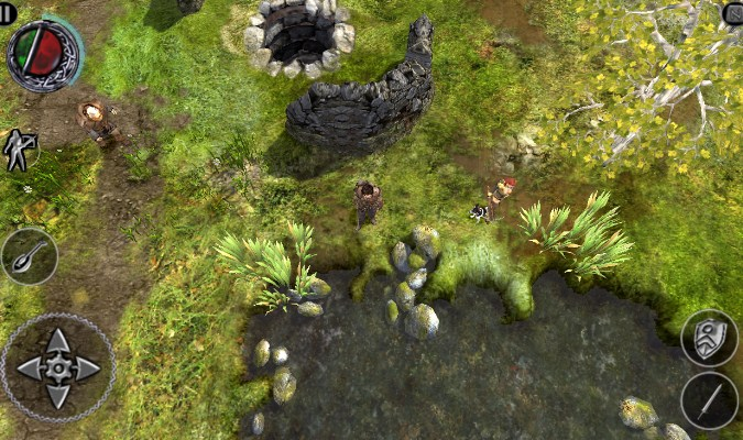 Game RPG Android Terbaik Offline - The Bard's Tale