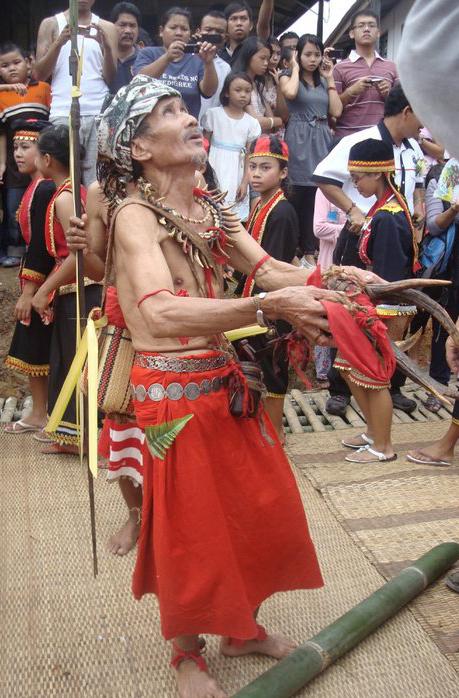 Sarawak Mirror Gawai Nyobang At Kampung Gumbang