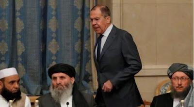 Konferensi moskow, Taliban Hanya Mau Bernegosiasi Dengan AS Bukan Kabul