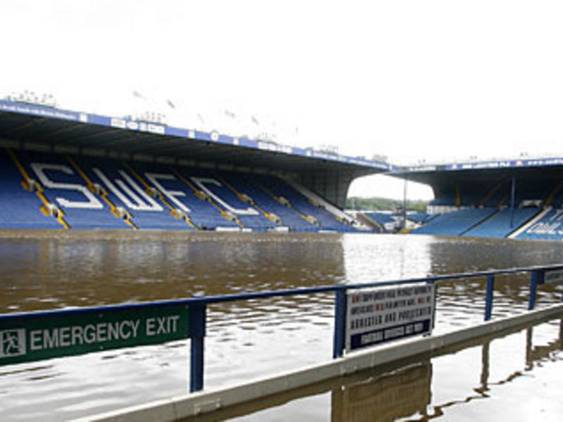 Great Wallpaper Everyday: Hillsborough Flood Desktop