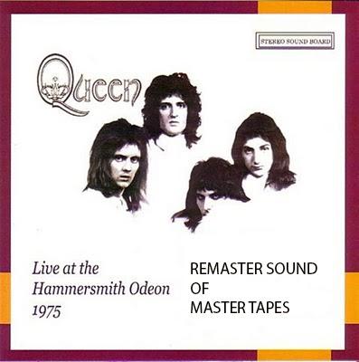 Queen - Hammersmith Odeon '75 REMASTER SOUND