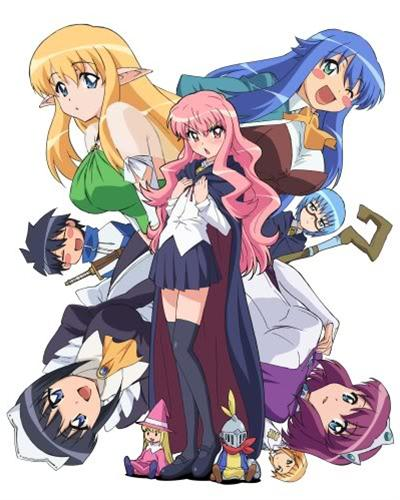 Zero no Tsukaima: Princesses no Rondo