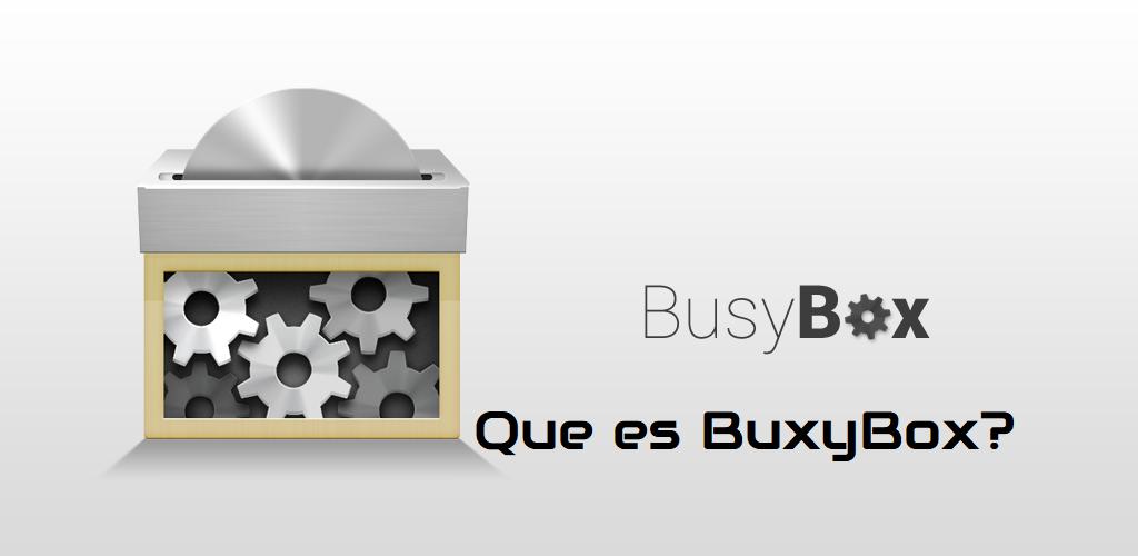 Descargar APK BusyBox