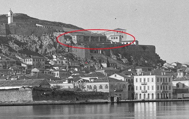 Στρατιωτικές φυλακές Ναυπλίου: Η άγνωστη φυλακή της πόλης.