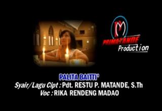 Download Lagu Palita Batti'