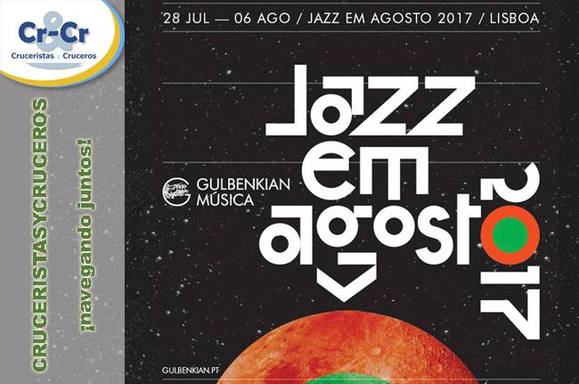 Disfruta del Jazz en agosto