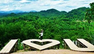 Bukit Pangonan Pringsewu