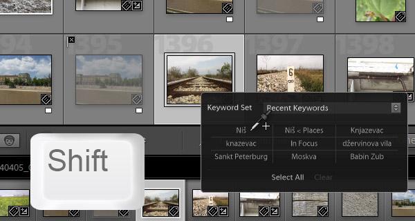 select keyword