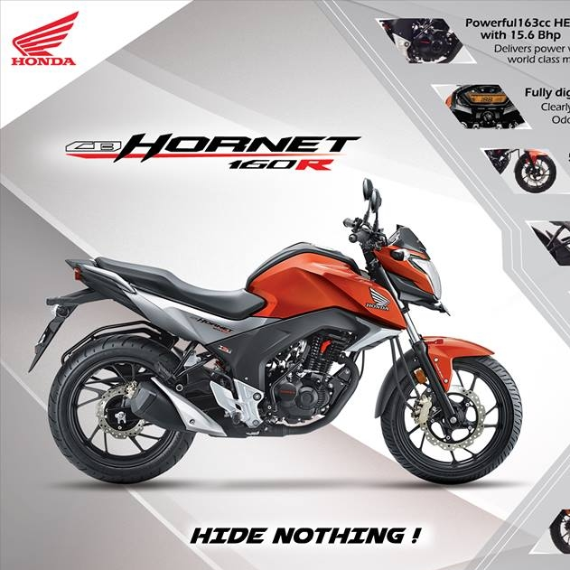 honda cb hornet 160r price in sri lanka 2017 december. Black Bedroom Furniture Sets. Home Design Ideas