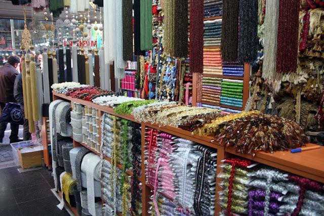 eminönü tekstil ürünleri satışı