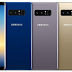 Samsung Galaxy Note 8 With 6.3-inch Infinity AMOLED display, Dual Rear Cameras Launched at an event in New York: Price, Specifications, Release Date, and More