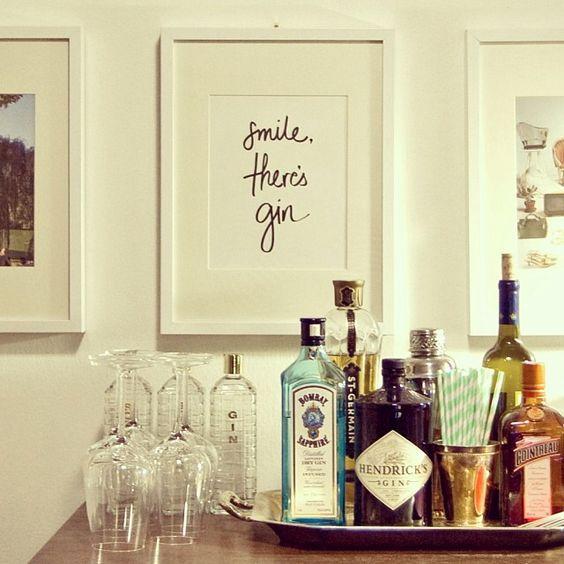 diy,bar-cart,bar,maison,minibar,mini-bar,madame-gin,blog,tendance,deco,trend