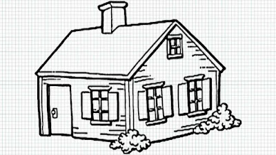 How to Draw Simple House Plans