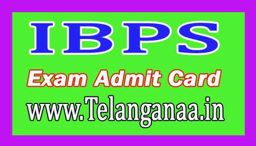 IBPS RRB Office Assistant Mains Exam Admit Card 2016 Download