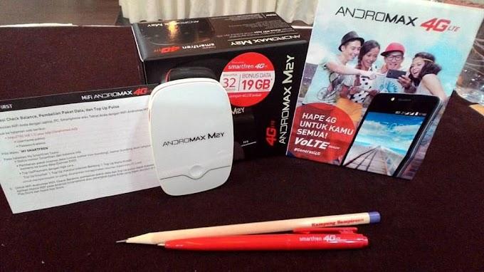 Andromax  M2Y 4G LTE Solusi Terbaik Untuk Anak Muda Masa Kini