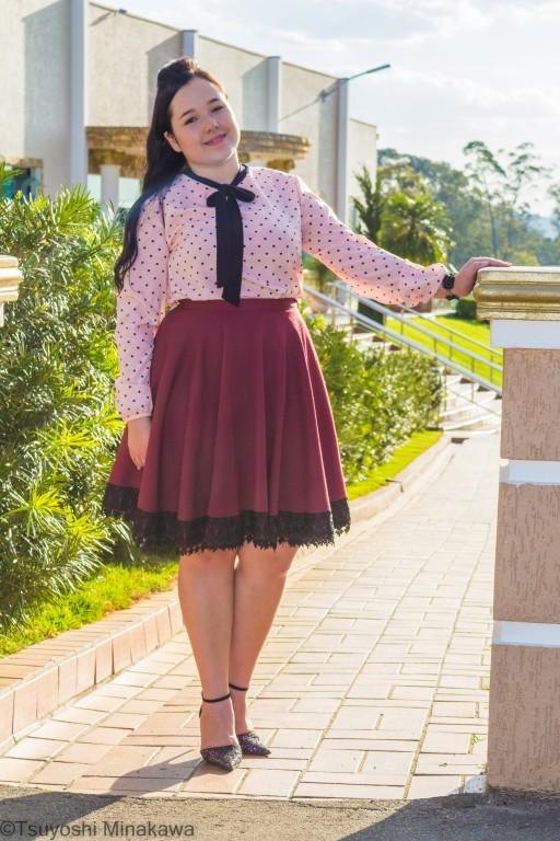 75d378658ca Esse look completo é da Moda Enncante