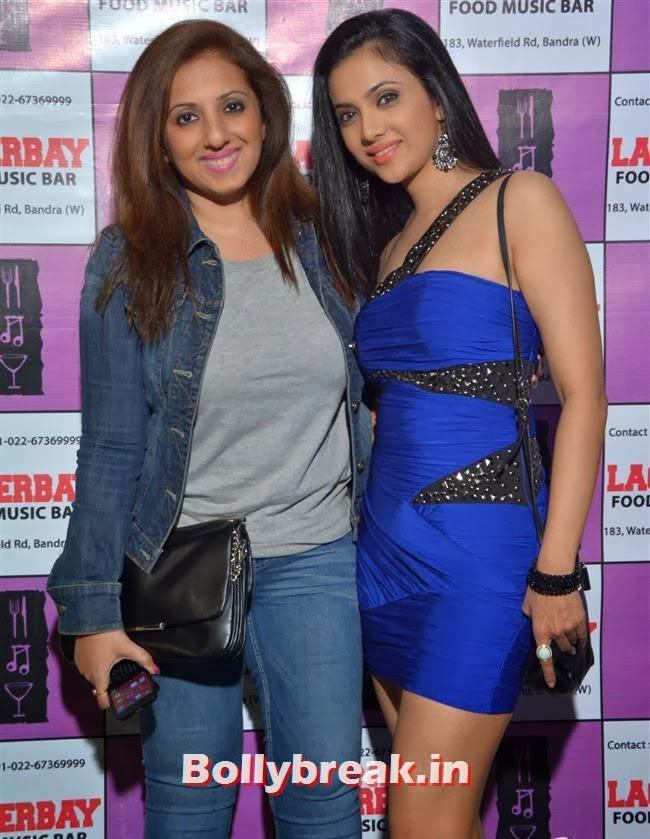Munisha Khatwani and Sakshi Anand, Page 3 Celebs at Lagerbay New Menu Launch Party