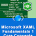 (Lynda) Microsoft XAML Fundamentals 1: Core Concepts